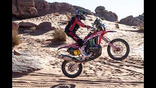 Dakar 2020, Day4 moto: Honda sugli scudi, disastro Yamaha