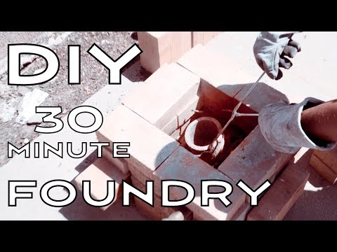 How To Make a DIY Furnace in Under 30 Minutes