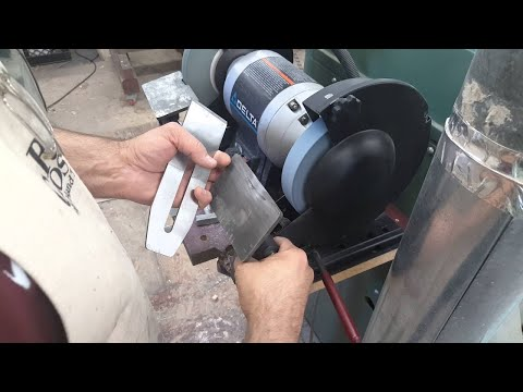 Grinding primary bevels