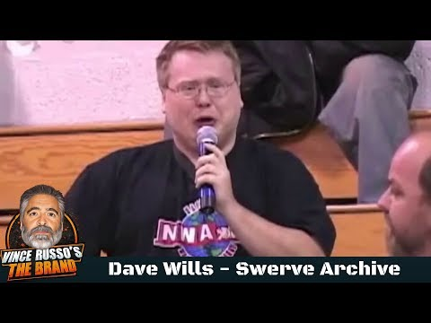 It's Still Real to Me - Dave Wills Shoot Interview w/ Vince Russo - Swerve Archive