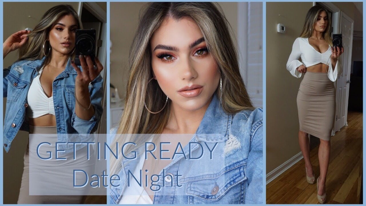 Grwm Date Night 2019 Outfit Makeup Hair Transformation Before After Youtube Let's get sultry, glam and fun with a. grwm date night 2019 outfit makeup hair transformation before after