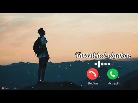 😌🖤tarasti-hai-nigahen-🙂:-ringtone-|-ghalat-fehmi-ringtone-|-asim-azhar-|-sad-song-ringtone-|