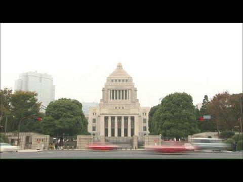 安保法案 「来週採決」目指す与党 野党は対決姿勢(15/09/07)
