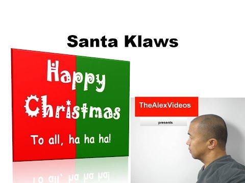 Santa Klaws.wmv