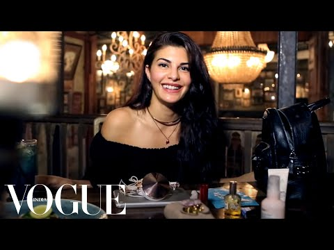 In the Bag of Jacqueline Fernandez  Vogue All Access Series  VOGUE India