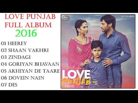 Panjabi - Love Punjab (2016)