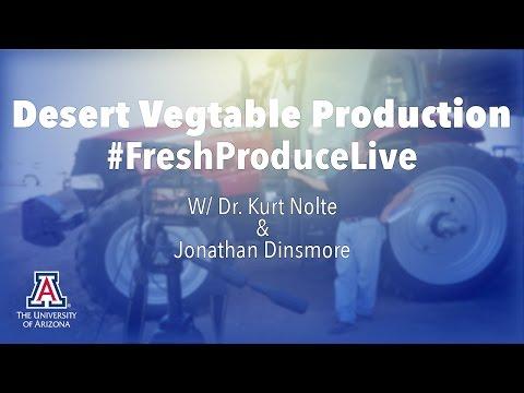 Desert Vegetable Production