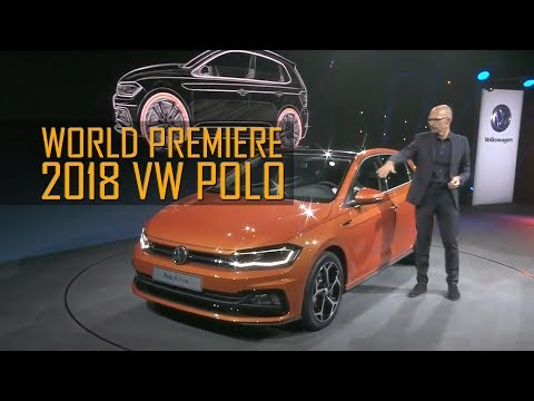 2018 Volkswagen Polo Unveiled - Official Press Conference