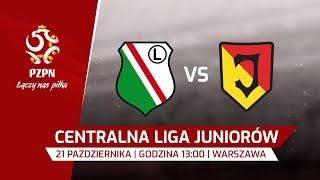 CLJ: Legi Warszawa - Jagiellonia Białystok