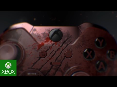 В России стартовали предзаказы на геймпад Xbox One Elite Gears of War Edition