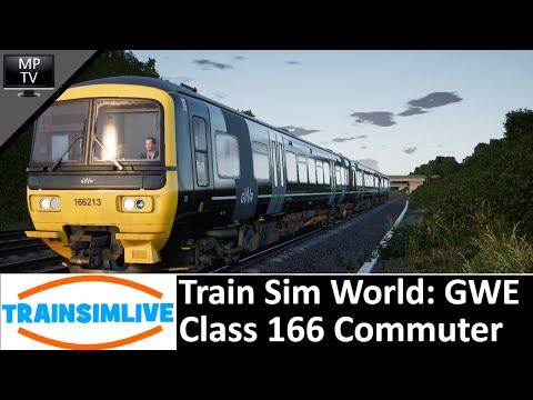 Train Sim World - Great Western Express - Class 166 Commuter