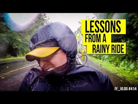 Cycling In The Rain Review