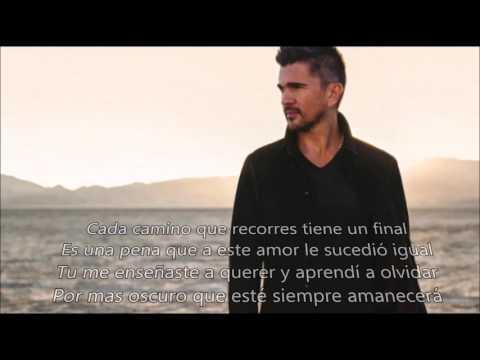 Juanes – Es Tarde letra
