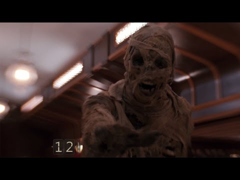 66 Seconds - Mummy on the Orient Express: Preview - Doctor Who: Series 8 Episode 8 - BBC One