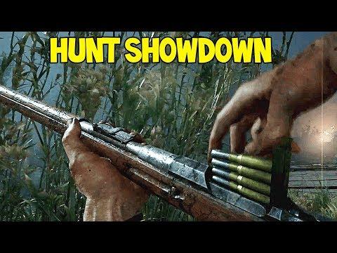 Die ersten Schritte in Hunt Showdown