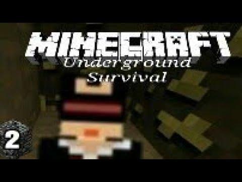 PANEN IRON & COAL - Minecraft Underground Survival Indonesia