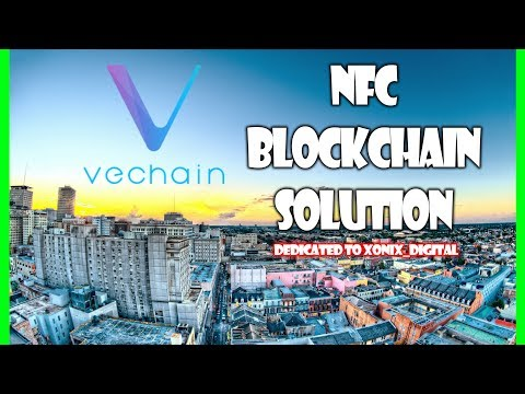 Vechain (VEN) - The NFC Blockchain Solution to Full Transparency