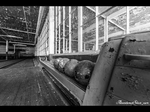Abandoned Scranton Lace Company Part One