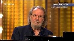 ABBA-Feeling bei Willkommen bei Carmen Nebel Benny Andersson