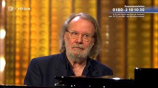 Скачать ABBA Feeling Bei Willkommen Bei Carmen Nebel Benny Andersson