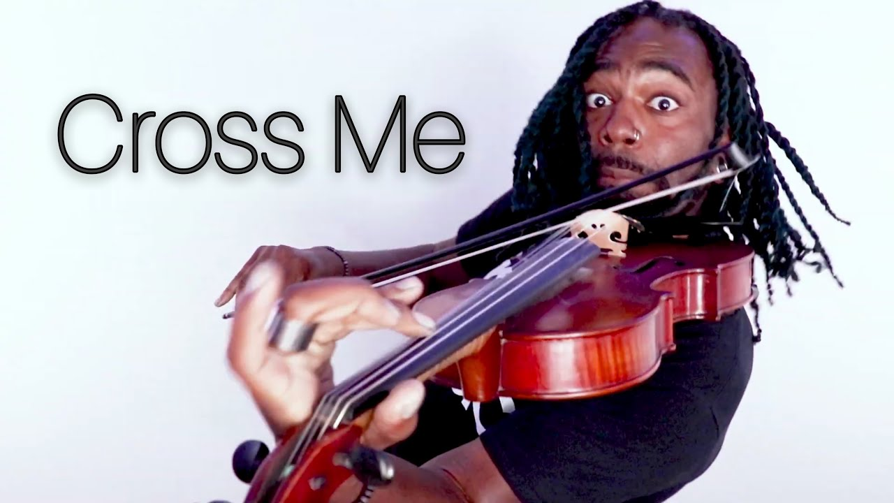 violin for facebook the show on goes cover