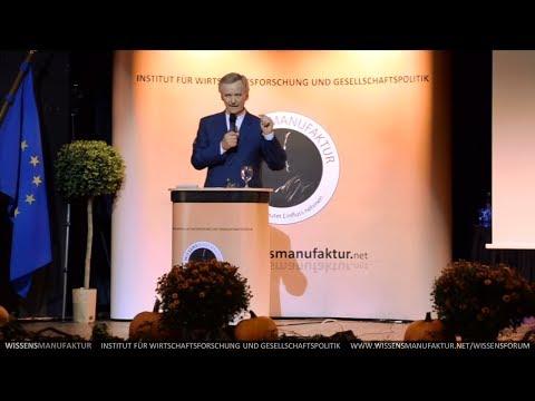 Prof. Dr. Karl Albrecht Schachtschneider: Freiheit - Recht - Staat
