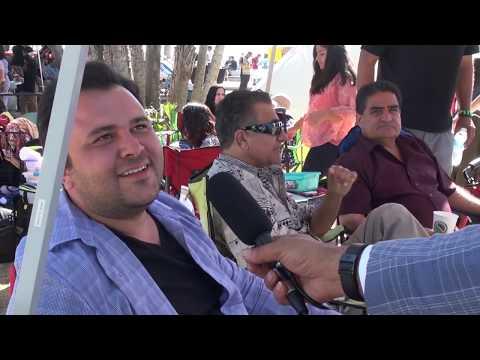Nawruz Festival San Diego 2017 Part 01جشن و ميله نوروزي افغانهاي دور  از وطن