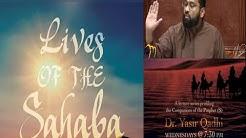 Lives of Sahaba 16 - Umar b. Al-Khattab 5 - Conquest of Persian Empire (Qadisiyah) - Yasir Qadhi