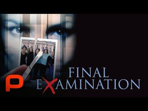 Final Examination (Full Movie) Thriller Horror