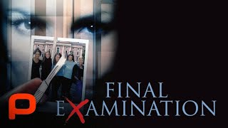 Final Examination (Full Movie) college sorority murder. Horror Thriller