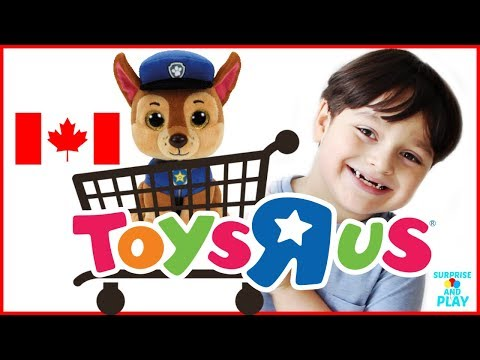 Toys R Us Canada Toy Hunt August 2018 - Toys R Us Not Closing In Canada