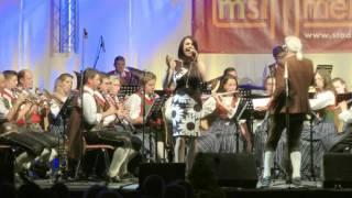 ALL BY MYSELF - Stadtmusik Imst feat. Martina Schwarz
