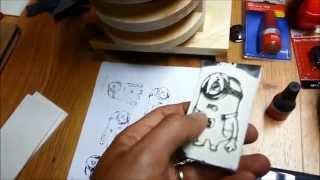 Cnc Stamp Making! Fun & Easy