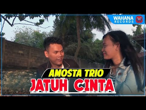 Amosta Trio - Jatuh Cinta [Lagu Batak Official Music Video]