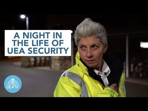 UEA Security | Episode 1