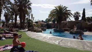 Camping hippocampe Argelès sur Mer 2018!!!!