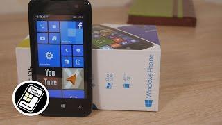 Обзор Archos 40 Cesium - антикризисный Windows Phone