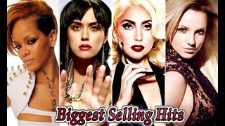 Highest Selling Singles By Female Singers