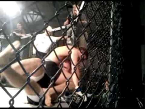 Mark Mullins vs Logan Griffin Cage Brawl March Mayhem MMA