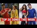 Top 20 Songs This Week Hindi Punjabi 2018 (November 18) | Latest Bollywood Songs 2018