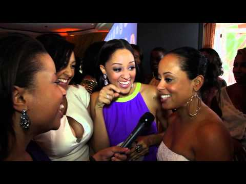 Tia And Tamera Mowry Talk Bad BreakUps, Self Esteem Issues & SHeroes