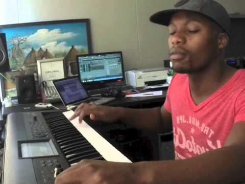 Chymamusique in studio (On Keys)