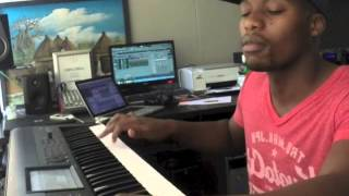 Chymamusique in studio (On Keys)