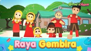 Download Lagu Omar & Hana | Raya Gembira | Lagu Raya Omar & Hana 2020 mp3