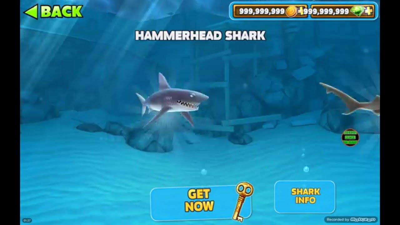 descargar hungry shark evolution hackeado para ios