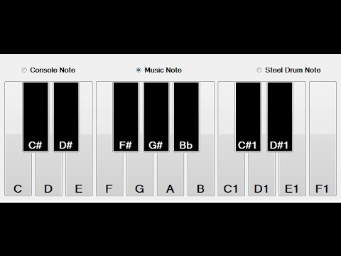 How to Create Piano in Visual Basic.Net Full Tutorial