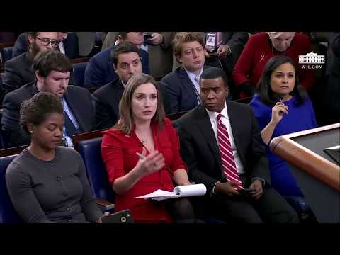 Download Youtube: Sarah Sanders Press Briefing on Wolff's Trump Book & Steve Bannon