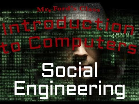 Information Security : Social Engineering (06:08)