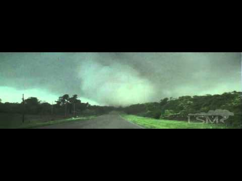 5/19/13 Carney, OK; Large Tornado
