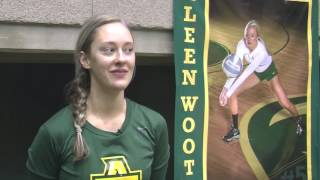 Colleen Wooten - Student-Athlete Of The Week